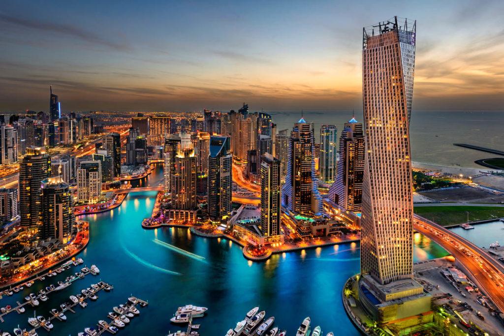 Самые лучшие отели ОАЭ - Дубай