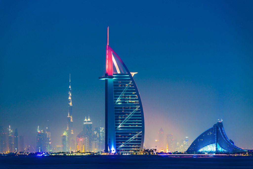 Отели ОАЭ -Burj Al Arab