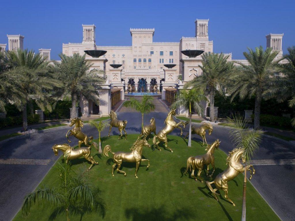 Отели ОАЭ - Madinat Jumeirah Al Qasr 5*