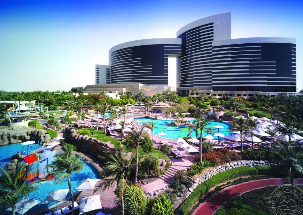 Отели ОАЭ - Grand Hyatt Dubai 5*