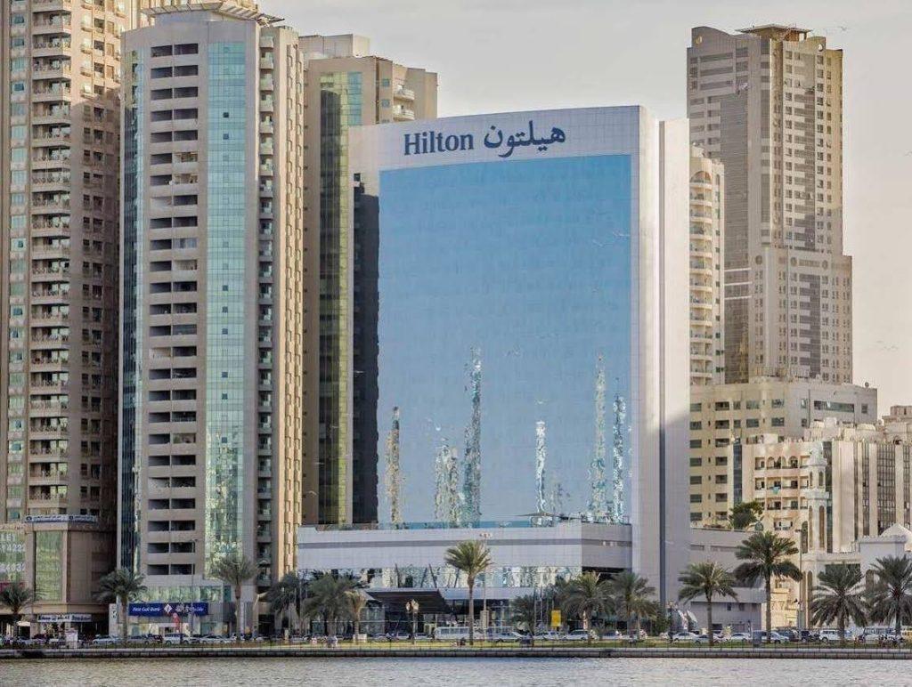 Отели ОАЭ - Hilton Sharjah 5*