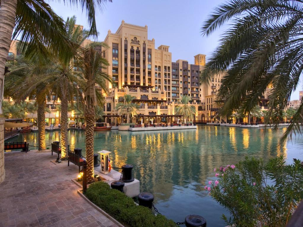 Отели ОАЭ - Mina A' Salam