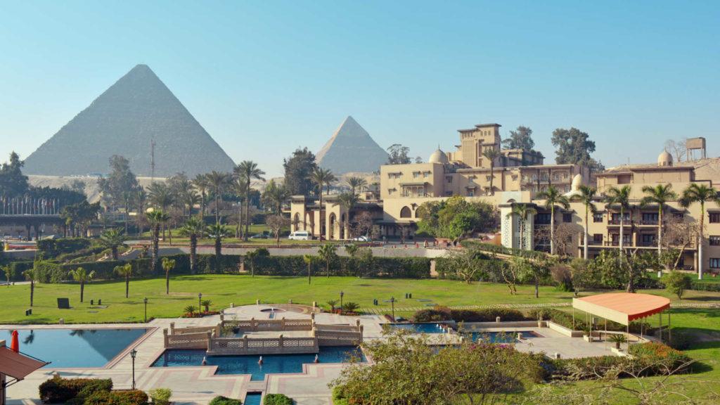 Отправляемся отдыхать в Египет - Каир