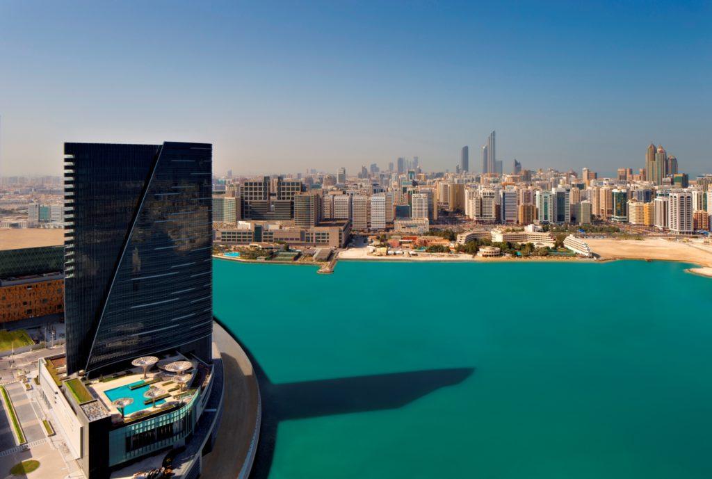 Отели ОАЭ - Rosewood Residence Abu Dhabi 5*