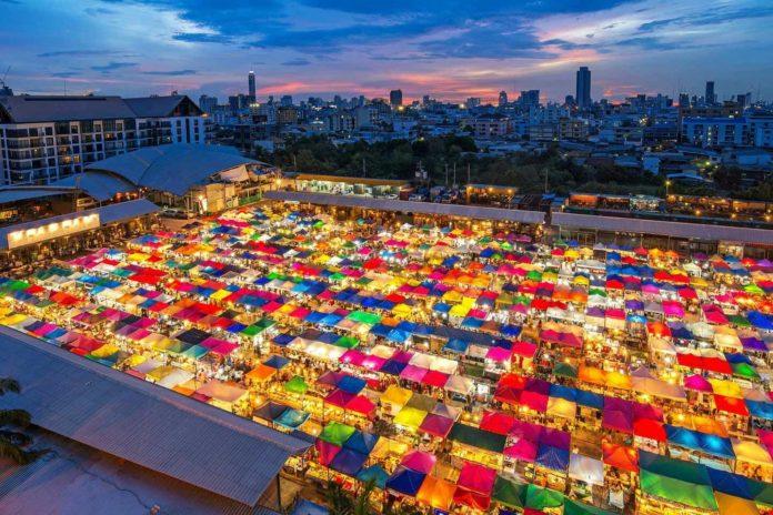 Тайский шопинг