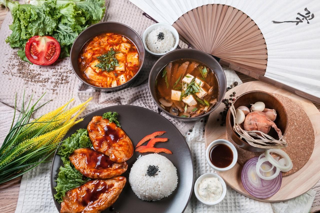 Китайская кухня -Красивые блюда китайской кухни