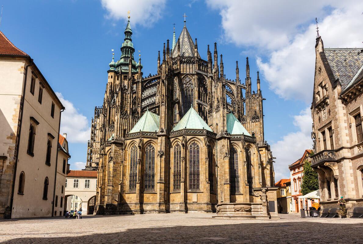 Отдых в Чехии - Собор Святого Вита