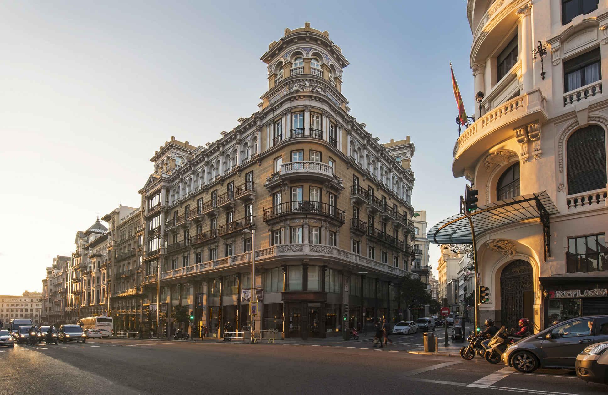 Лас Летрас – настоящая жемчужина столицы Испании