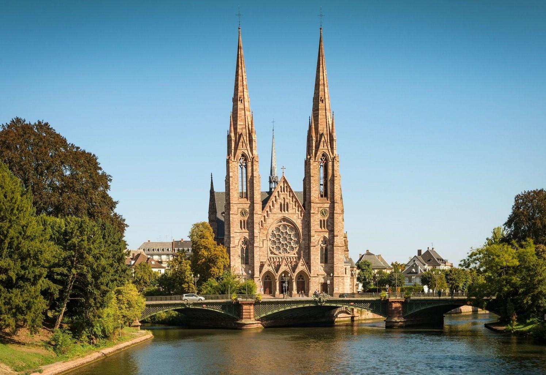 Достопримечательности Страсбурга - Кафедральный собор