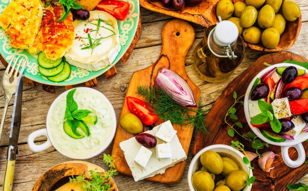 История греческой кухни