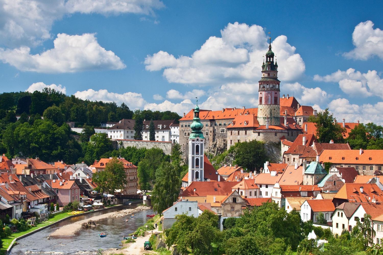 Отдых в Чехии -Крумлов