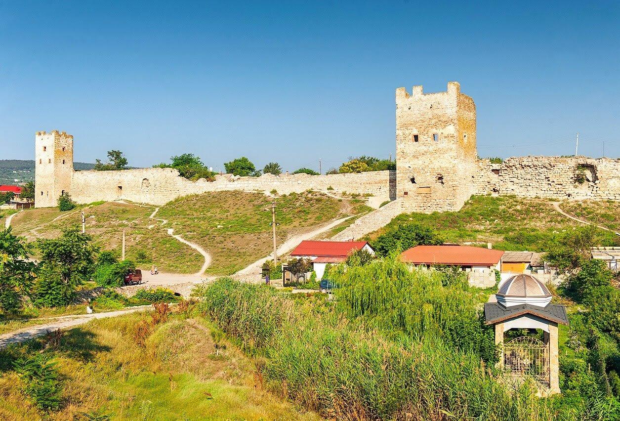 Гануэзская крепость