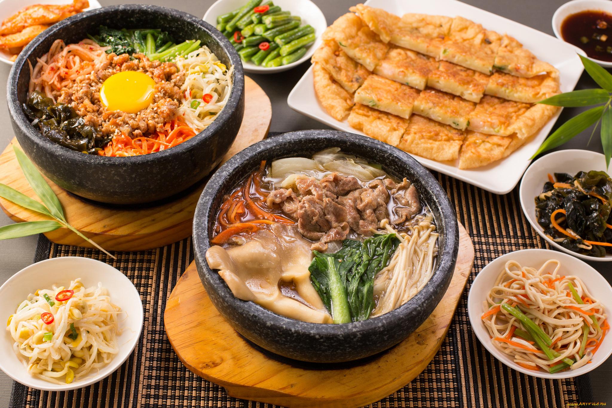 Китайская кухня - Разнообразие китайских блюд