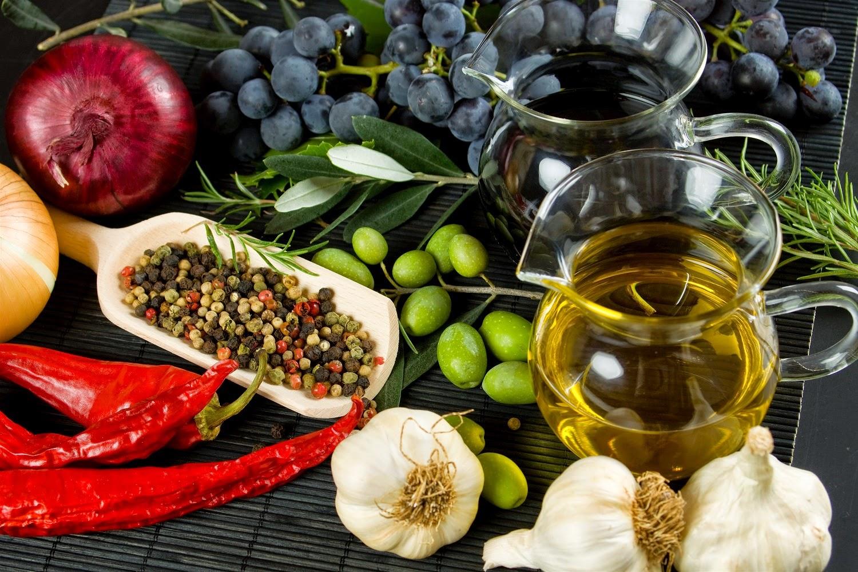 История греческой кухни-многообразие приправ