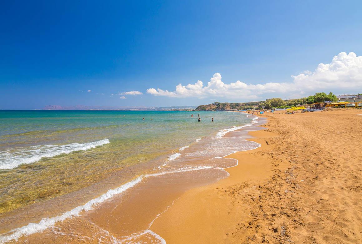 Отдых в Феодосии - Золотой пляж