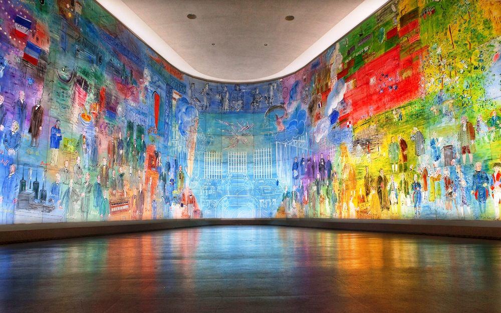 Музеи Европы -Музей современного искусства