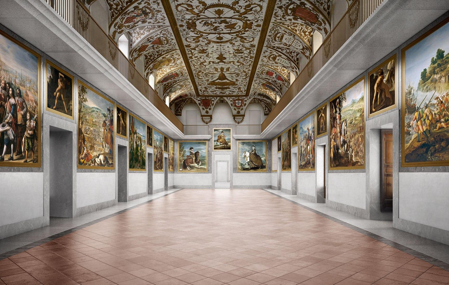 Музеи Европы - Живописные картины в музее Прадо