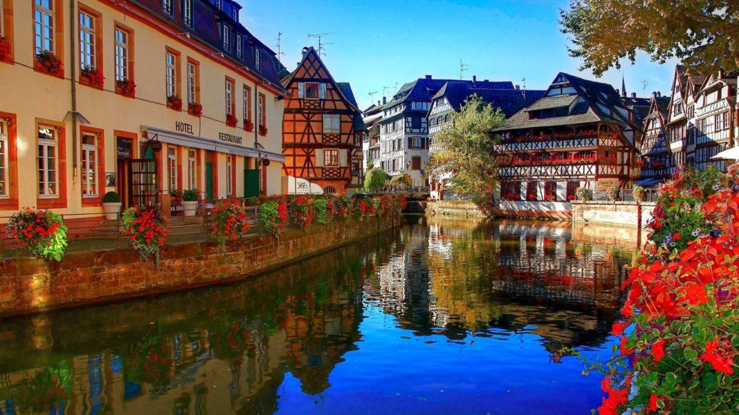 Достопримечательности Страсбурга ждут гостей