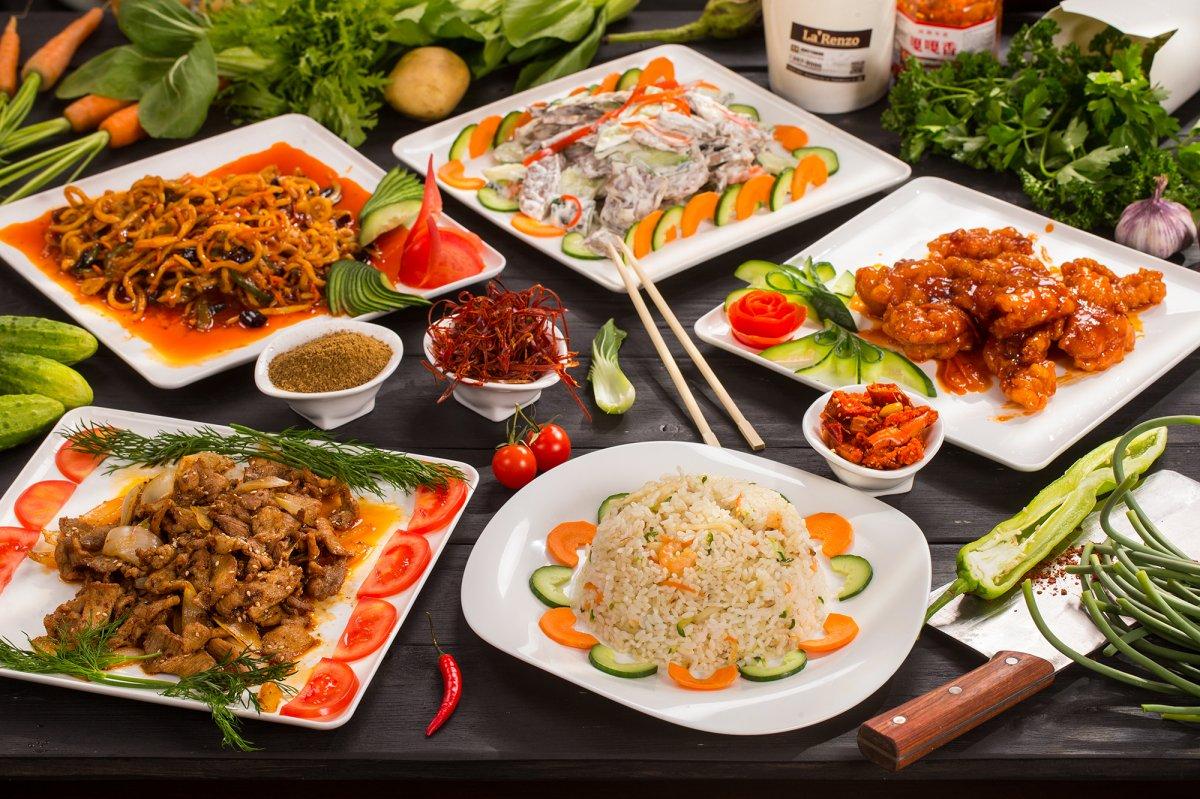 Китайская кухня -В китайской кухне много изысканных блюд