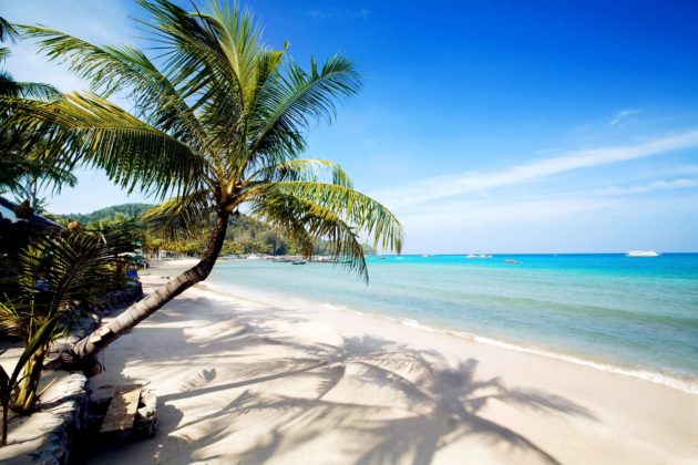 Остров Банг Тао в Таиланде