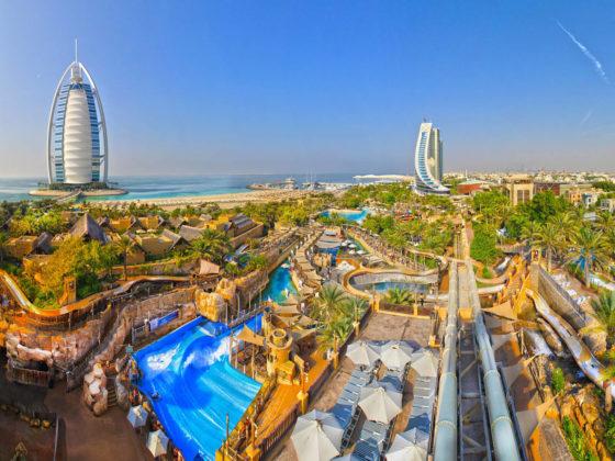 Вайлд Вади аквапарк в Дубае