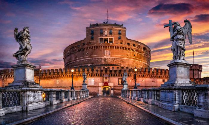 Замок Святого Ангела — римский архитектурный памятник