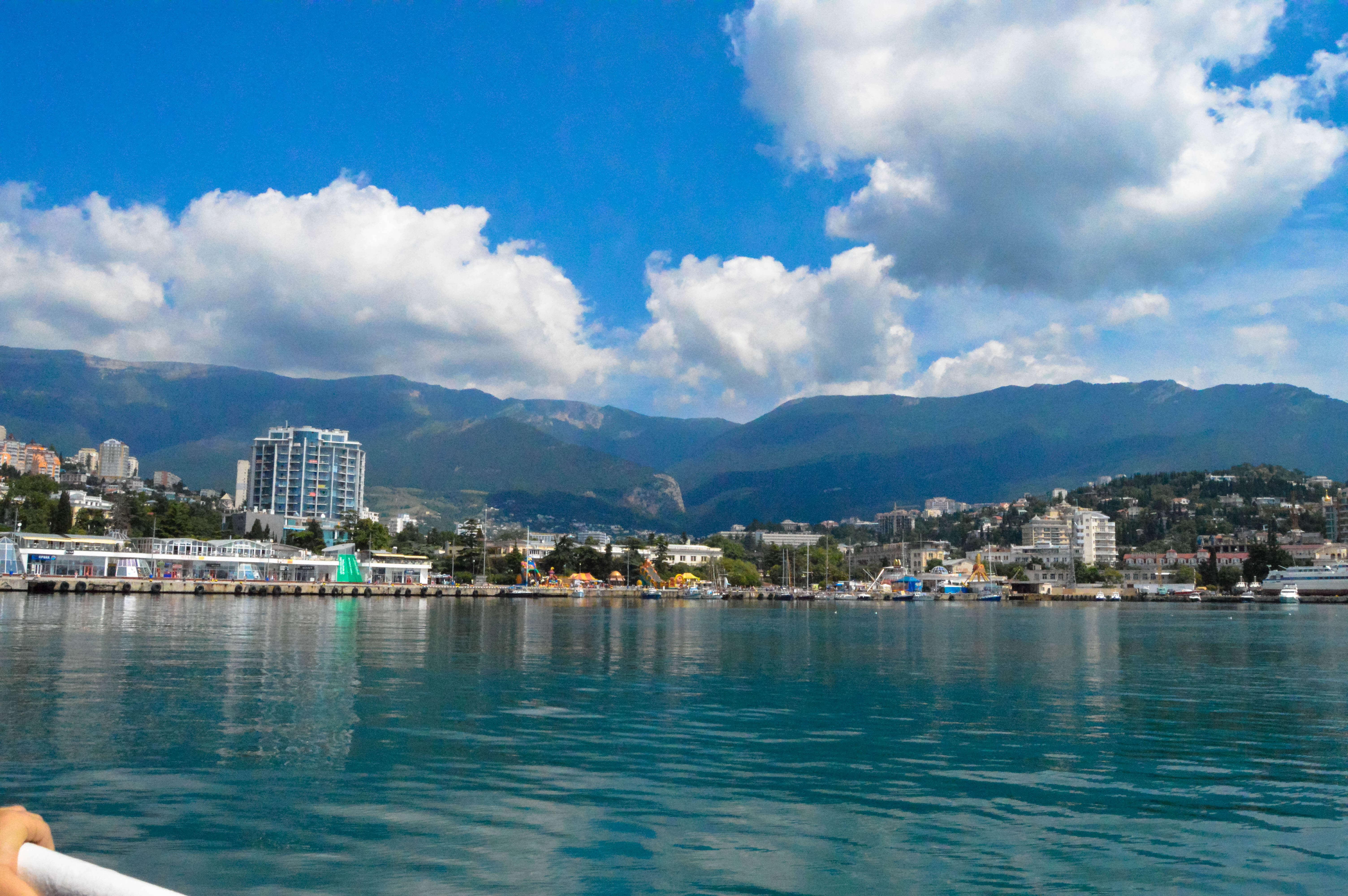 Курорты Крыма - Ялта