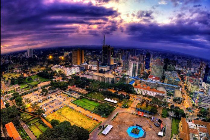 Кения Найроби