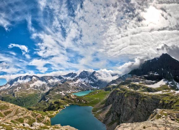 Парк Гран Парадизо в Италии