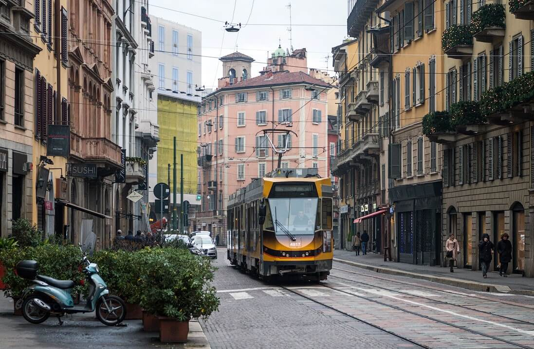 Достопримечательности Милана - Квартал Porta Ticinese