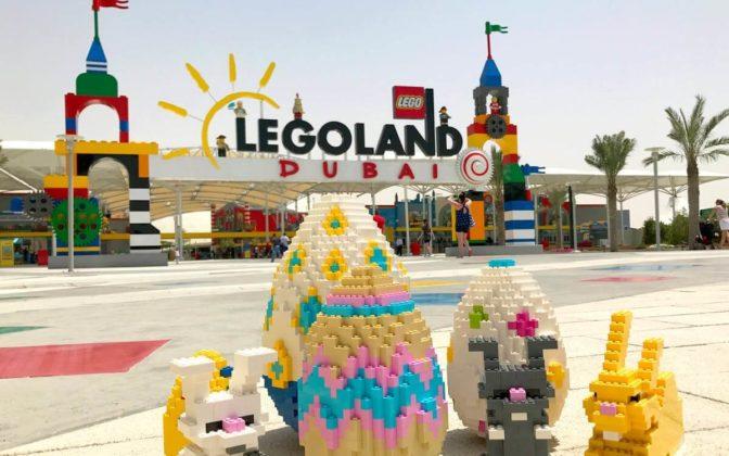 Тематический парк Legoland Dubai Resort