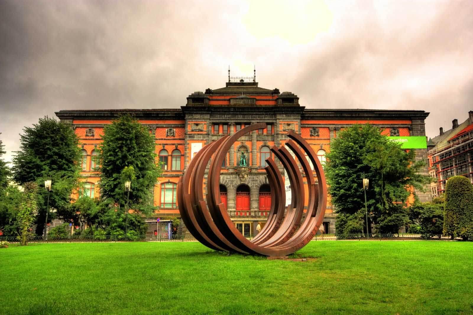 Музеи Норвегии - Музей прикладного искусства