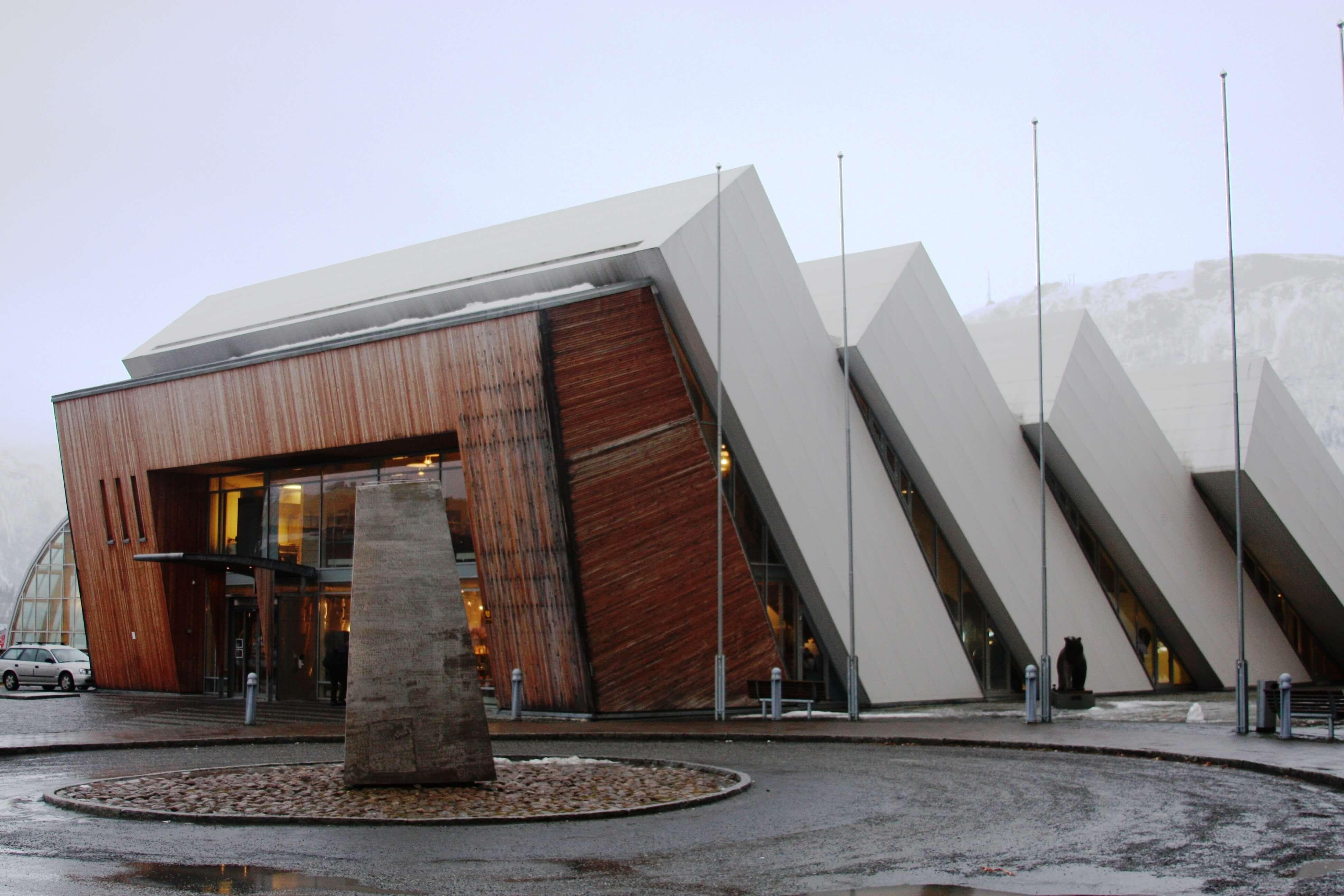 Необычный музей «Полария»