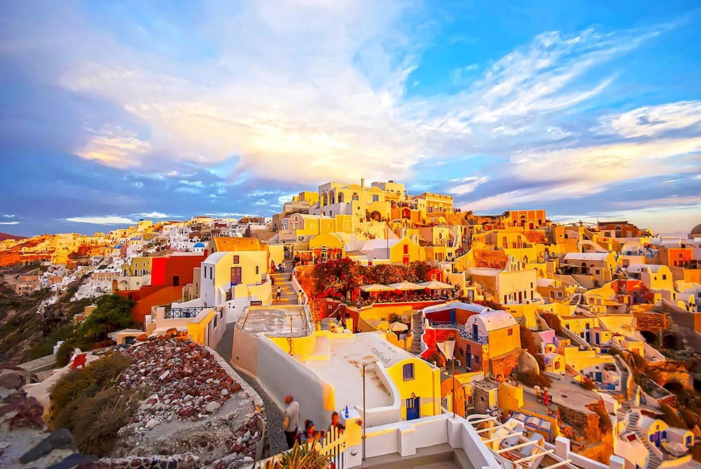 Родос-самый солнечный остров Греции