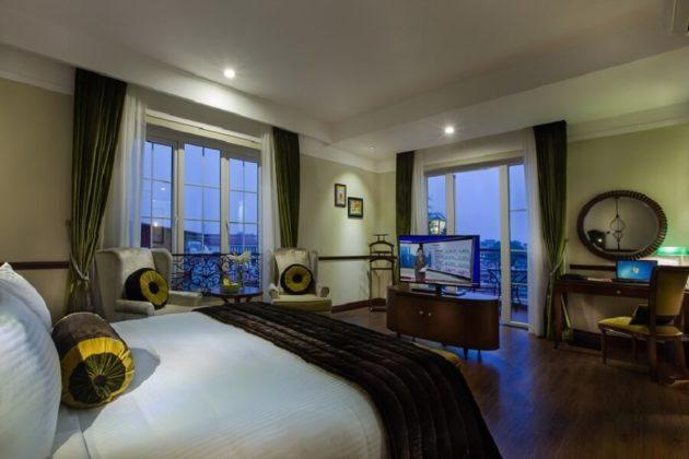 Комфортный номер с двухспальной кроватью