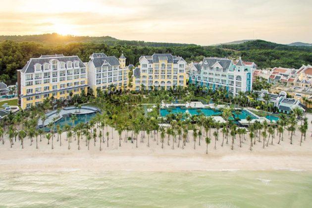 Отель JW Marriott Phu Quoc Emerald Bay