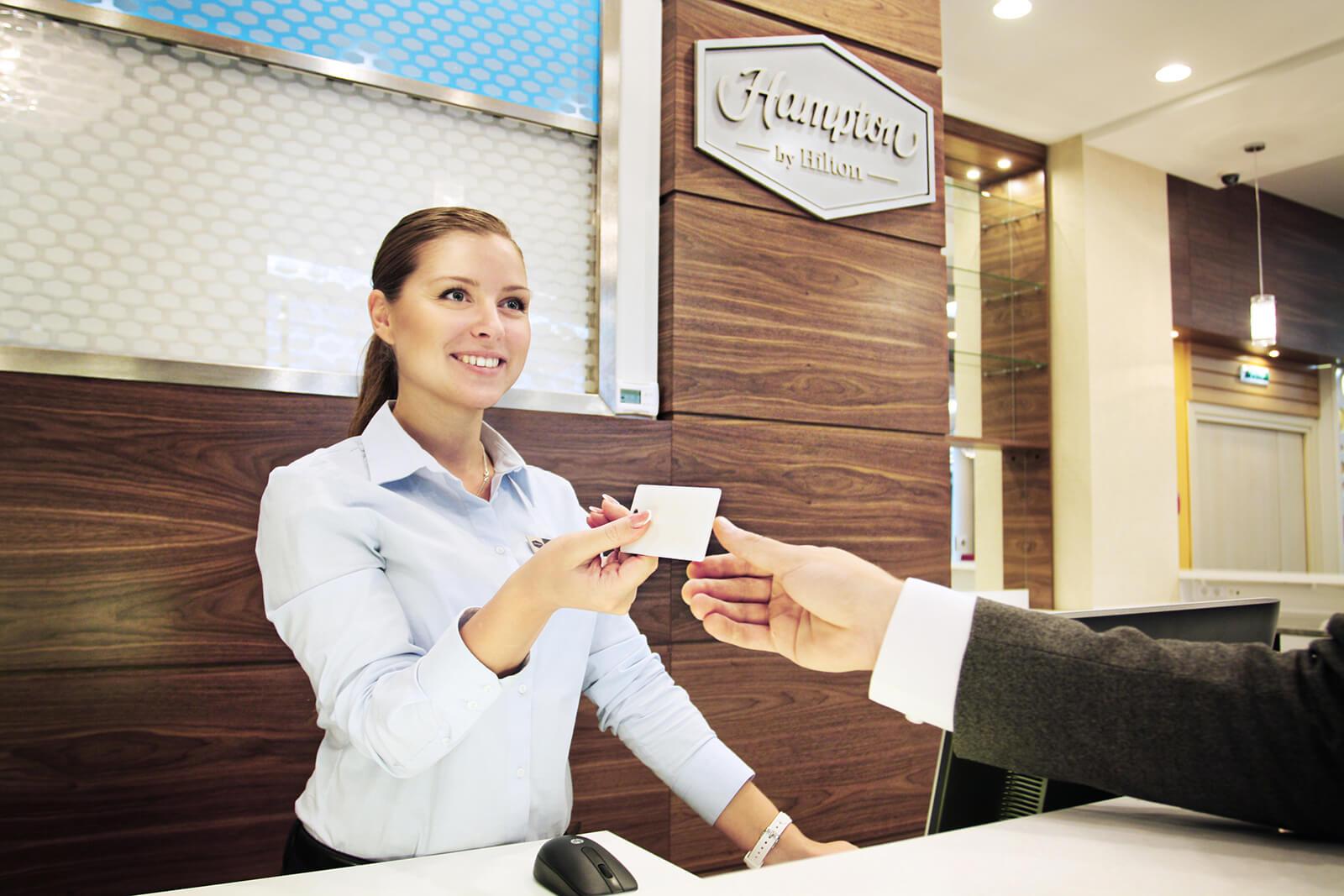 Бонусные программы в отеле