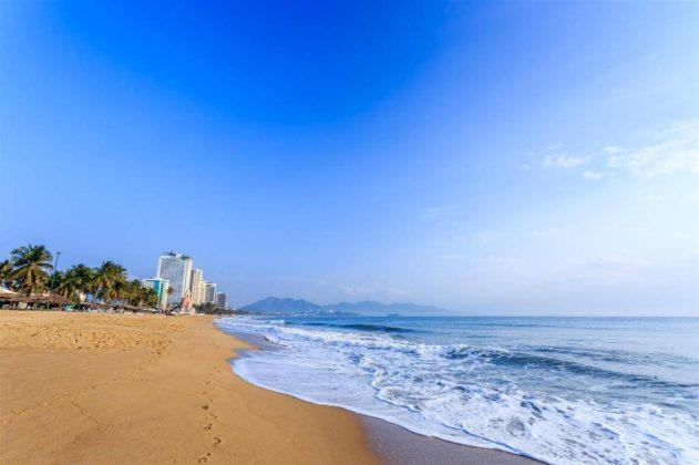 Пляж вблизи от отеля