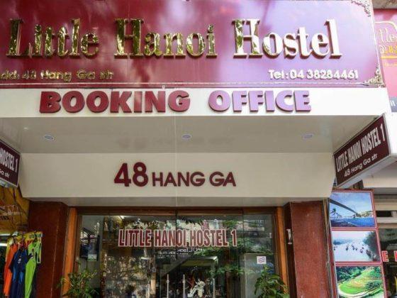Хостел Little Hanoi Hostel