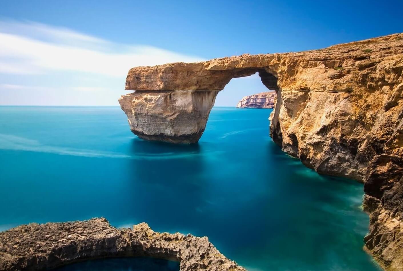 Лазурное окно - Что посмотреть на Мальте