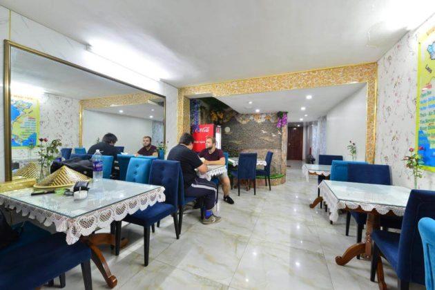 Ресторан при хостеле