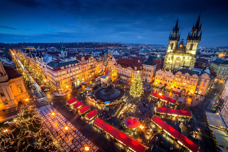 Чехия в канун Рождества