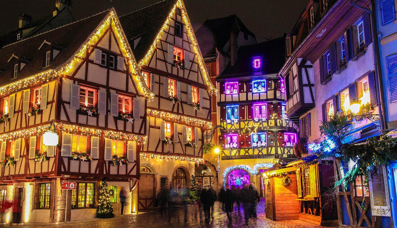 Сказочный Страсбург