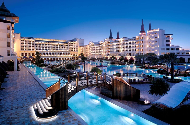 Отель Titanic Mardan Palace 5 Турция