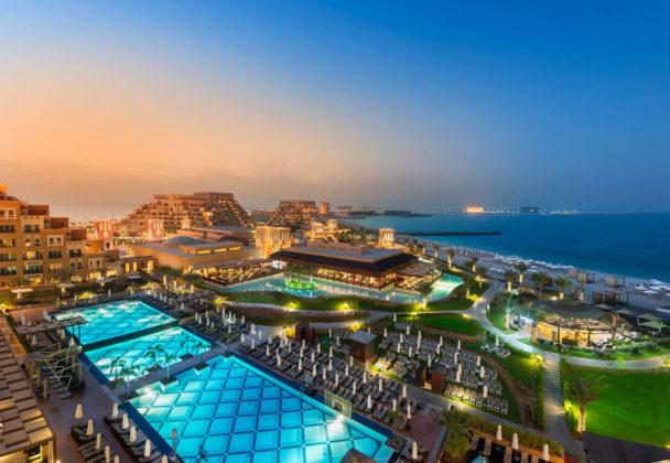 Курорт Рас-Эль-Хайма в Дубае