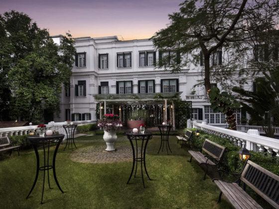 Отель Ханоя Sofitel Legend Metropole