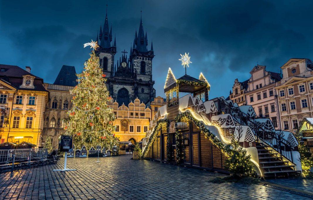 Куда поехать в Европу на Рождество