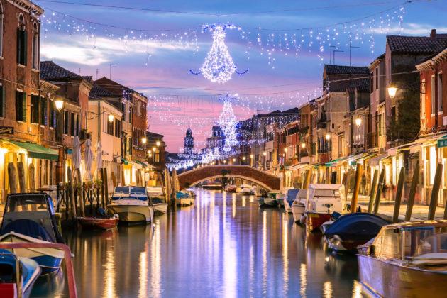 Рождественская Венеция