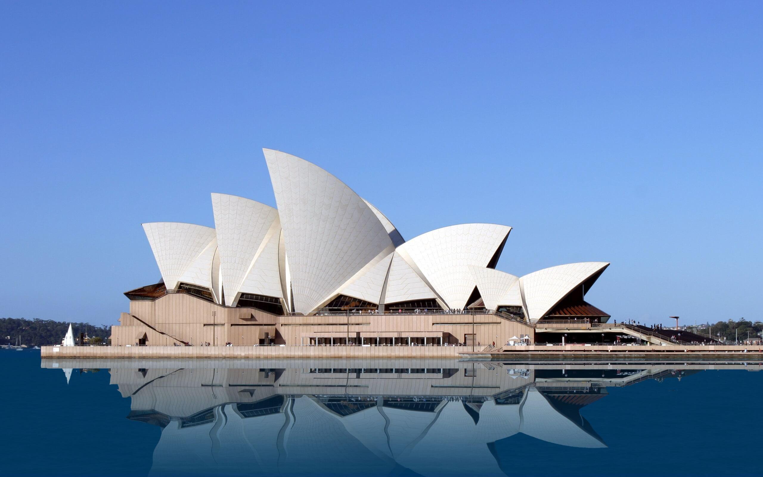 Сиднейский оперный театр - Отдых в Австралии