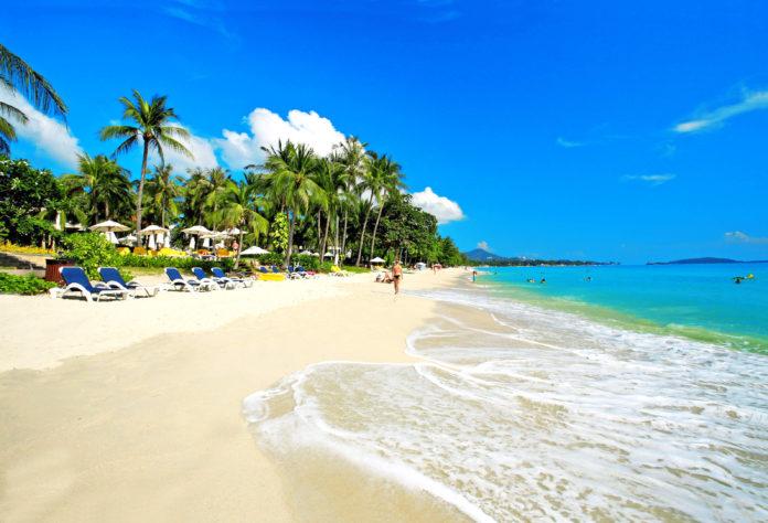 Пляж Чавенг, Таиланд